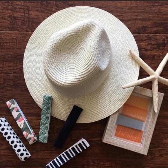 eaf0d0af2b8a9 Summer   Rose Panama Sun Hat